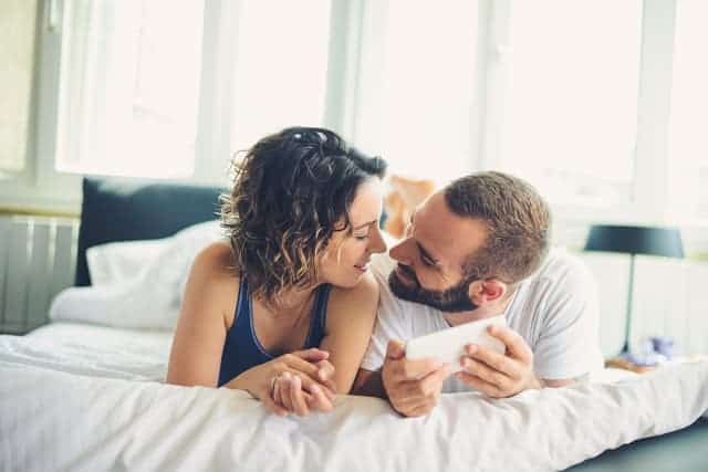A Simple Way to Reconnect With Your Spouse