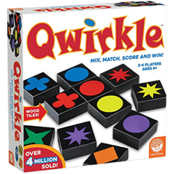 Qwirkle: Board Game for Preschoolers