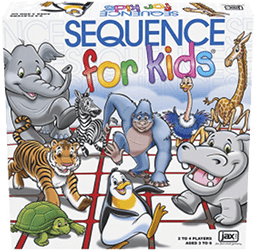 Sequence for Kids: Board Game for Kids