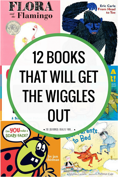 12 Best Interactive Books for Kids That Will Get the Wiggles Out