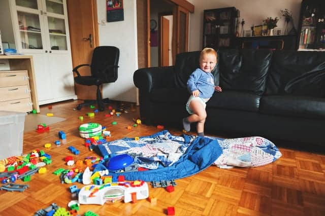 The real problem with toy clutter