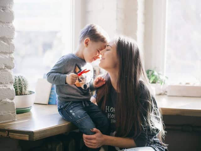 3 simple but powerful steps for enjoying motherhood