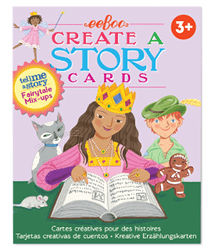 Create a Story Cards: Game for Preschoolers
