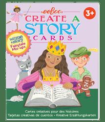Utwórz Story Cards: Gra dla przedszkolaków