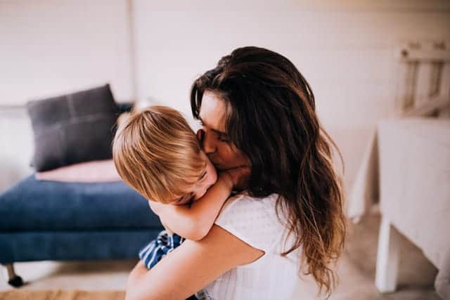 The secret to calm parenting is the pause