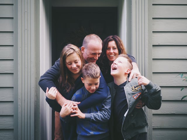 Setting family goals can be fun for everyone