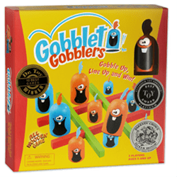 Gobblet Gobblers: Board Game for Preschoolers