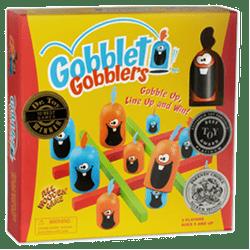 Gobblet Gobblers: Gra planszowa dla przedszkolaków