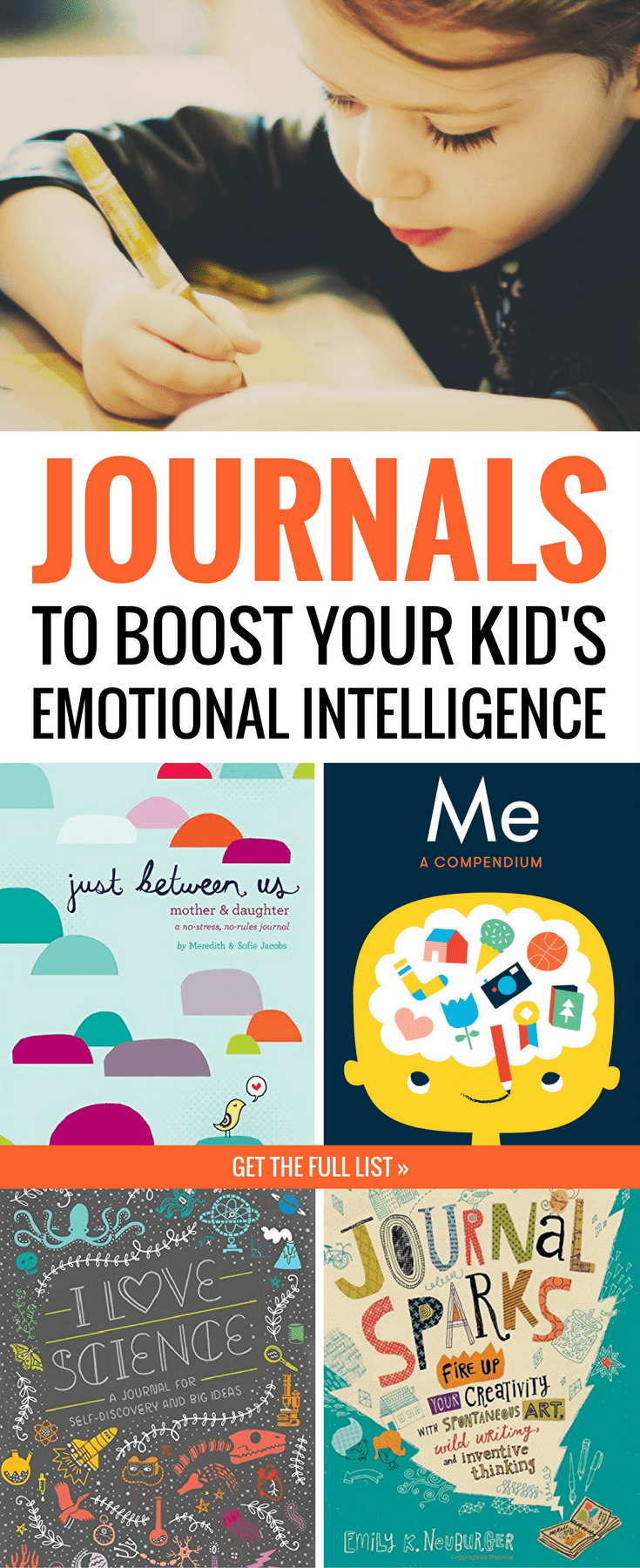 10 best journals for kids that will boost your child's emotional intelligence