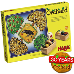 Orchard: Board Game for Preschoolers