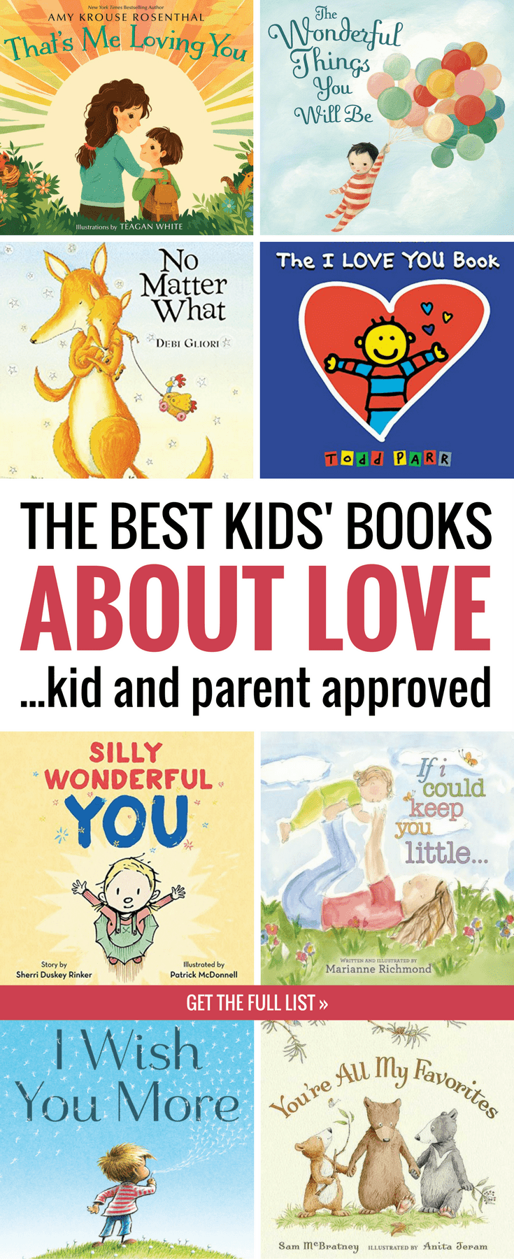 10 best picture books about love that will make your kids feel treasured