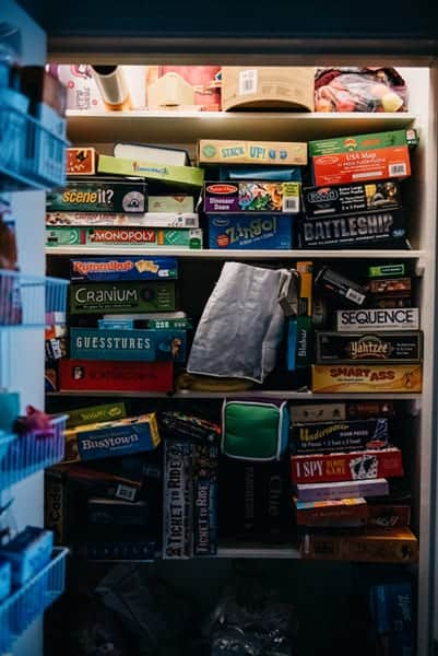We're a little nuts about family board games