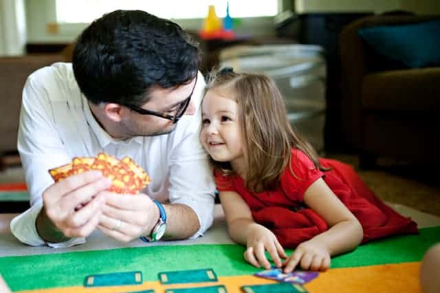 Life is too short to play boring preschool board games