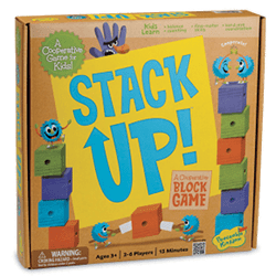 Stack Up: Board Game for Preschoolers