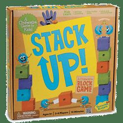 Stack Up: gra planszowa dla przedszkolaków