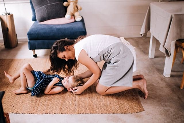 How to get back to enjoying motherhood