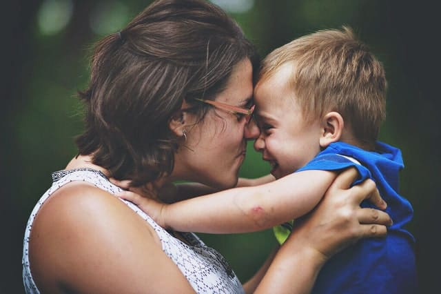 The powerful pause that will lead to calm parenting