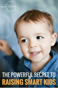 The Only Thing You Need for Raising Smart Kids (And Kind Kids, Too)