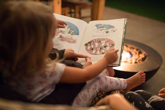 The power of reading aloud for raising smart kids