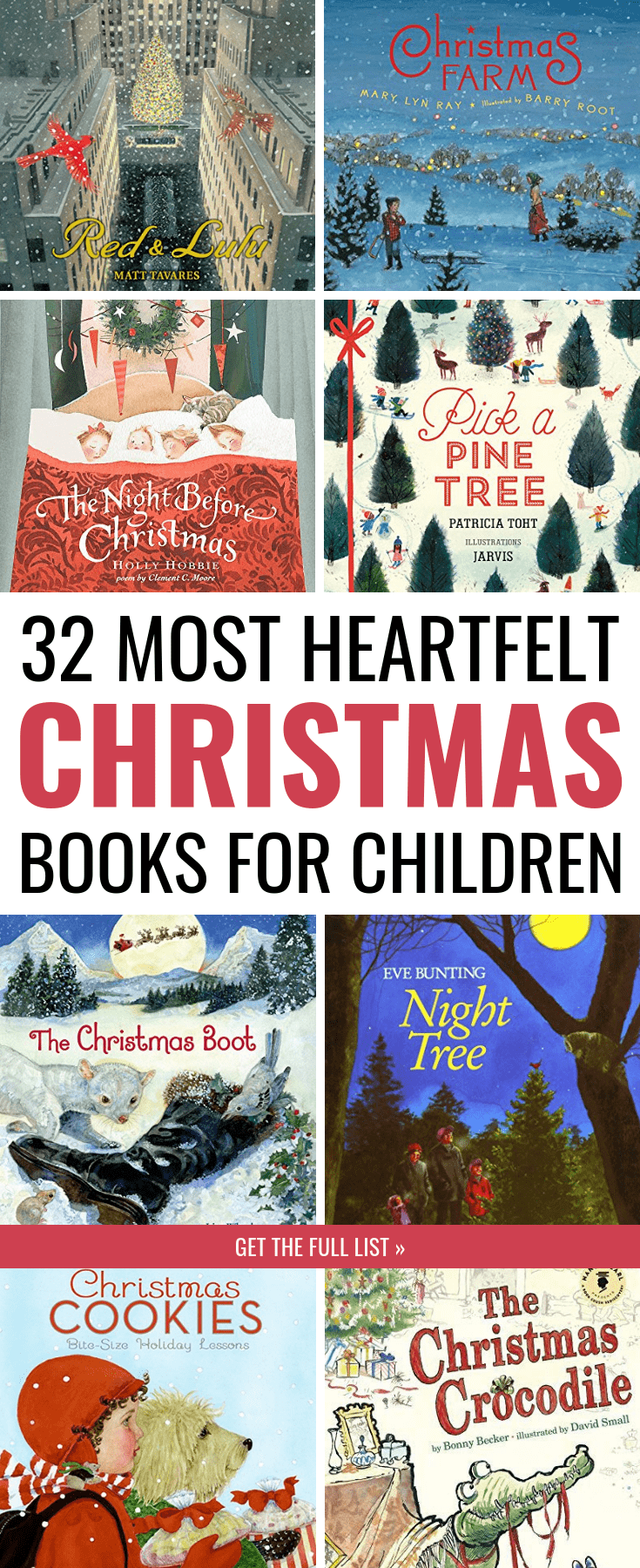 The Ultimate List Of The Best Christmas Books For Kids