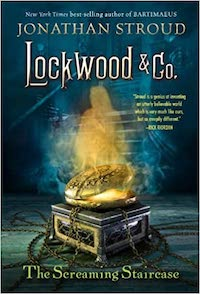 Lockwood and Co: The Screaming Staircase