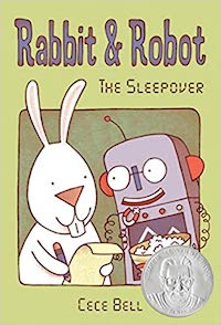 Rabbit and Robot: The Sleepover