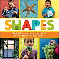 Shapes by Anne Woodhull and Shelley Rotner