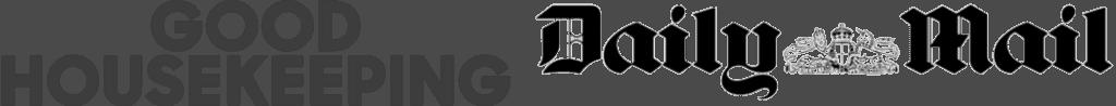 Logos - Good Housekeeping + Daily Mail