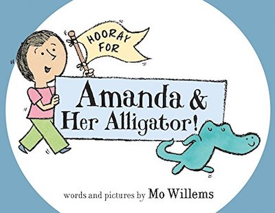 Hooray for Amanda & Her Alligator!